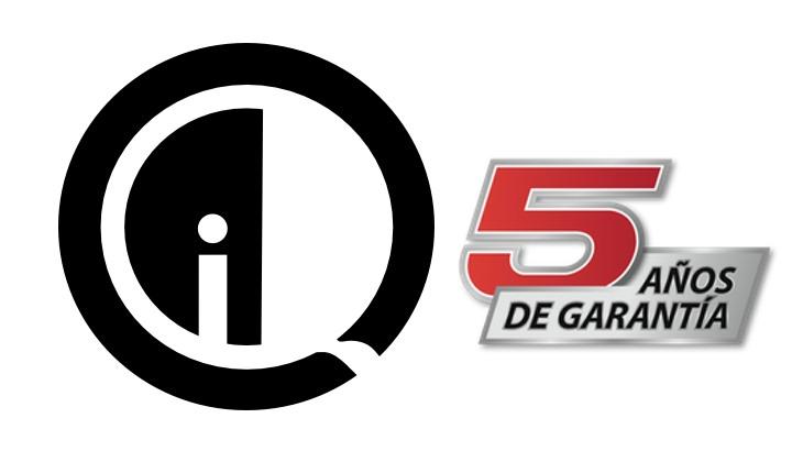 Productos Qi 5 años de garantía
